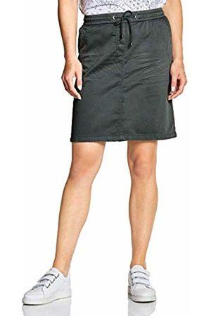 Cecil Women's 360426 Skirt, (Slate 11687)