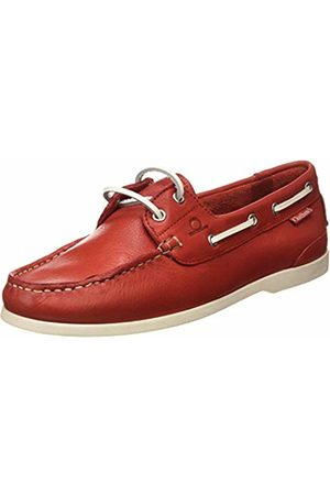 Chatham Women's Willow Boat Shoes 001