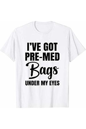 Premed Shirt Funny Medical School Pre Med Student - Pre-Med Bags T-Shirt