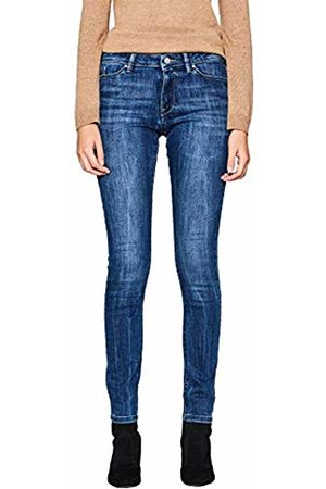 Esprit Women's 997cc1b817 Skinny Jeans, ( Medium Wash 902)