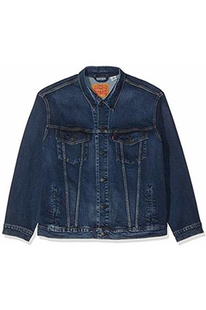 Levi's Men's Big Trucker Jean jacket Long Sleeve Denim Jacket