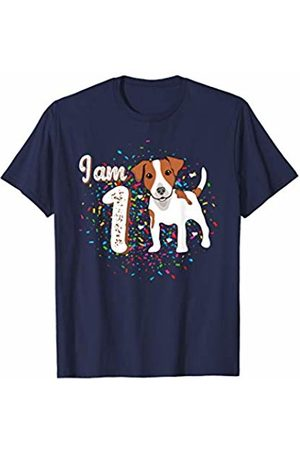 LVGTeam 1st Birthday Jack Russell Terrier t-shirt Dogs Owners Shirt