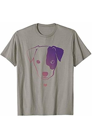 Puppy Space - Cat & Dog lovers gifts Cool Dog Face Heart Cute Dog Clothes or Pajamas Gifts #2 T-Shirt