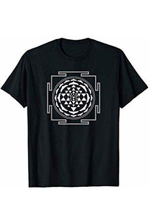 EDDArt SRI YANTRA Symbol - Luck & Prosperity 5 - Spirit Fan Fun T-Shirt