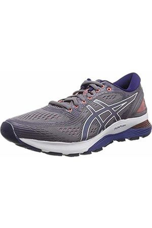 Asics Women's Gel-Nimbus 21 Running Shoes, (Lavender /Dive 500)