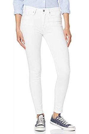 Tommy Hilfiger Women's Como Skinny Rw C Clr Straight Jeans, Classic 100