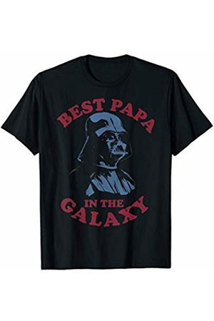 STAR WARS Darth Vader Best Papa In The Galaxy Bust Portrait T-Shirt