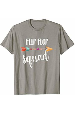 Let's Have Fun Squad Party Tshirt & Design Flip flop Squad Beach Lover Friendship Gift T-Shirt