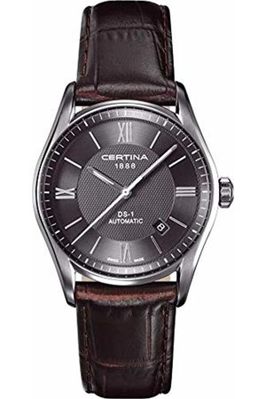 Certina Men's Automatic Watch Analogue XL Leather c006.407.16.088.00