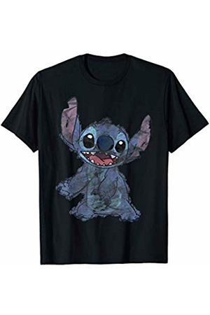 Disney Lilo & Stitch Artsy Painted Stitch T-Shirt