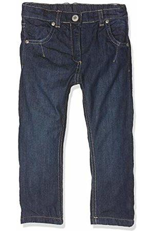 Steiff Baby Girls' Hose Jeans (Dark Denim 0012)