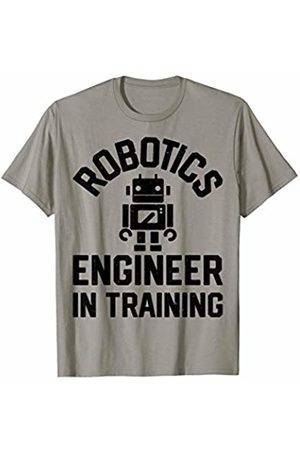 Lique Engineer Robotics Engineer In Training Funny Men Robot Engineering T-Shirt