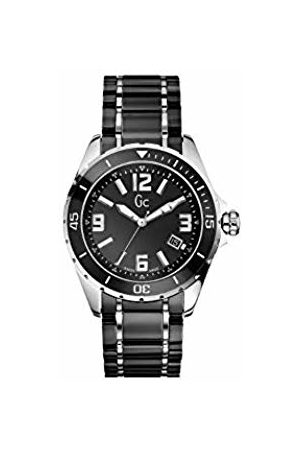 Guess Men's Analogue Quartz Watch with Stainless Steel Strap X85008G2S