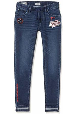 Pepe Jeans Girl's Snicker Badge Pg201163 Jeans