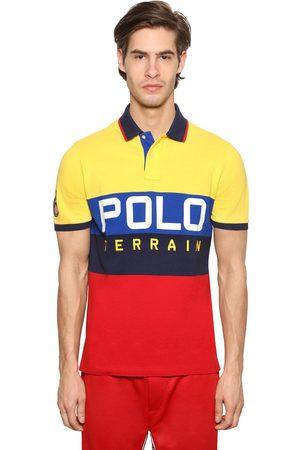 Polo Ralph Lauren Men Polo Shirts - Cotton Piqué Polo