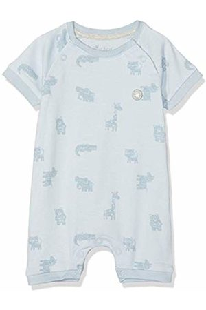 sigikid Baby Boys' Overall, New Born Romper, ((Plein Air 569)