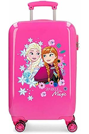 Disney Sparkle Like Magic Children's Luggage 55 Centimeters 33 (Rosa)
