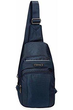MOVOM Clark Messenger Bag 34 centimeters 5.57 (Azul)