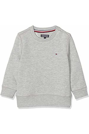 Tommy Hilfiger Boys Basic Sweatshirt ( Heather 004)