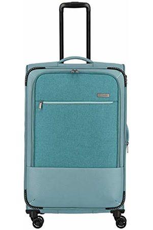 """Elite Models' Fashion Reisegepäck-Serie """"Arona"""" von : attraktive Trolleys und Bordtaschen in 3 Farben Hand Luggage 77 Centimeters 84 Turquoise (Aqua)"""