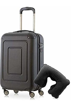 Happy Trolley Lugano Hand Luggage 55 Centimeters 40 (Schwarz)