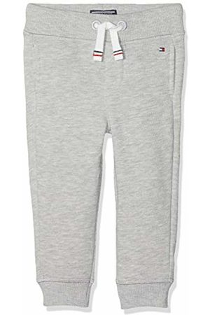 Tommy Hilfiger Boys Basic Sweatpants Sweatshirt, ( Heather 004)