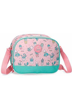 MOVOM Cactus Messenger Bag 23 Centimeters 3.13 (Rosa)