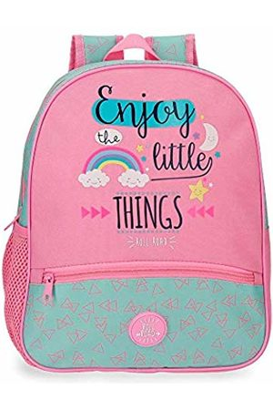 Roll Road Little Things Backpack Casual Daypack, 33 cm