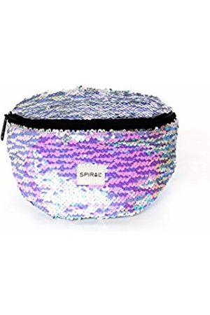 Spiral Shimmer Sequins Bum Bag Sport Waist Pack, 23 cm