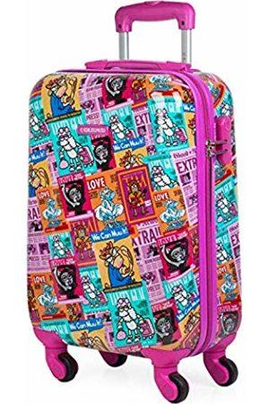 Kukuxumusu Kioskuxumusu Girls Hand Luggage, 55 cm