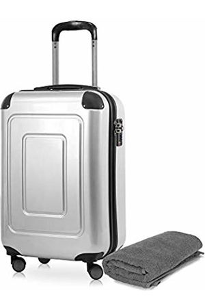 Happy Trolley Lugano Hand Luggage 55 Centimeters 40 (Silber)