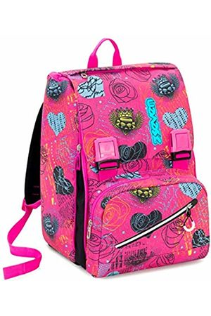 Seven for all Mankind Zaino Sdopp.Big Shiny Girl Children's Backpack 41 Centimeters 28 (Rosa)