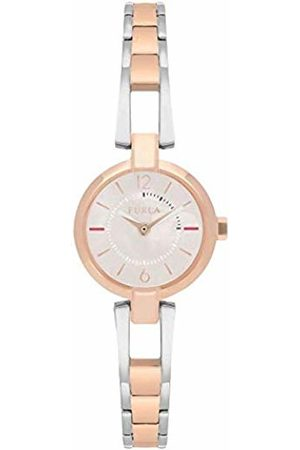 Furla Women's Analogue Quartz Watch with Stainless Steel Strap R4253106502