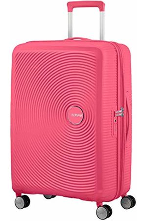 American Tourister Soundbox - Spinner Medium Expandable Suitcase, 67 cm