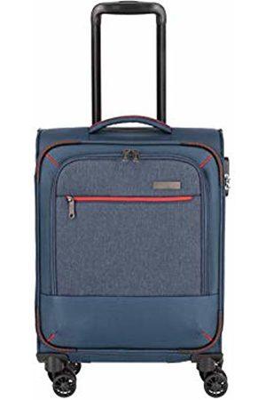 """Travelite Reisegepäck-Serie """"Arona"""" von : attraktive Trolleys und Bordtaschen in 3 Farben Hand Luggage 55 Centimeters 33 (Marine)"""