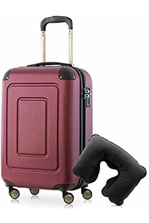 Happy Trolley Lugano Hand Luggage 55 Centimeters 40 (Burgund)