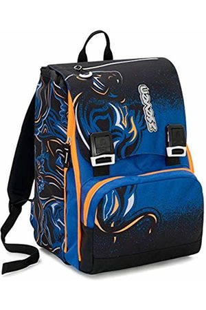 Seven for all Mankind Zaino Sdopp.Big Wildy Boy Children's Backpack 41 Centimeters 28 (Blu)