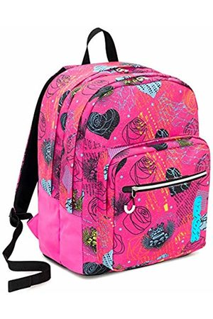 Seven for all Mankind Zaino Extra Fit Shiny Girl Children's Backpack 41 Centimeters 31 (Rosa)