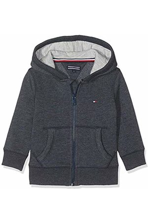 Tommy Hilfiger Boys Basic Zip Hoodie Sweatshirt