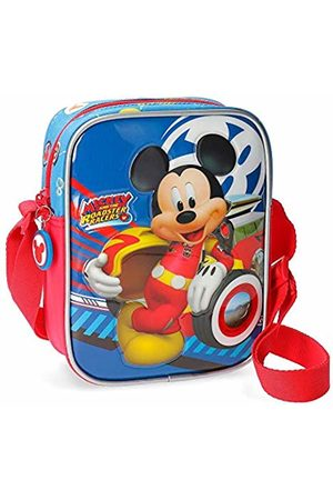 Disney World Mickey Messenger Bag 20 Centimeters 1.8 (Multicolor)