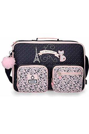 Enso Belle Epoque School Backpack 38 Centimeters 6.38 (Multicolor)