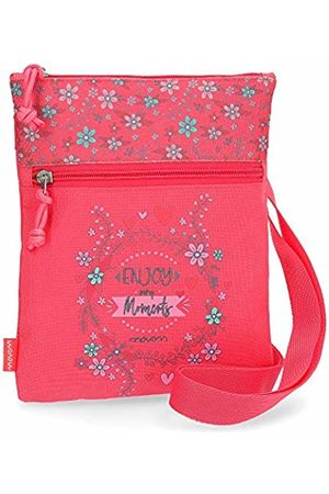 MOVOM Enjoy Messenger Bag 69 Centimeters 0.1 (Rosa)
