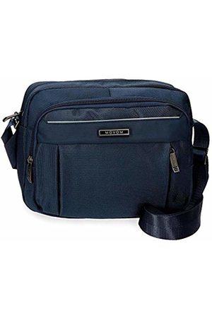 MOVOM Clark Messenger Bag 27 centimeters 5.81 (Azul)