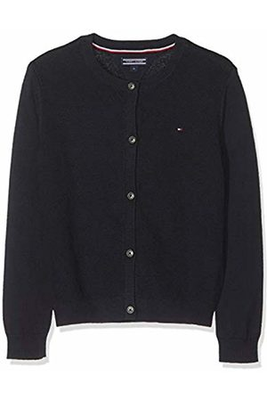 Tommy Hilfiger Girls Basic Cardigan Jumper