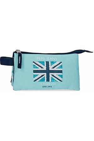 Pepe Jeans Cuore Travel Toiletry Bag, 22 cm