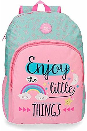 Roll Road Little Things School Backpack 44 Centimeters 19.600000000000001 (Rosa)