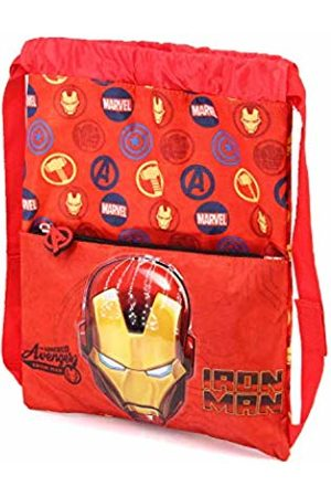 KARACTERMANIA Iron Man Armour-Strap Drawstring Bag Drawstring Bag
