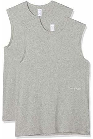 Calvin Klein Women's Muscle Tank 2pk Vest