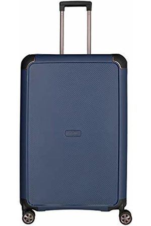 "Titan ""COMPAX""-Trolleys von ®: stabile Hartschalen-Koffer in futuristischer Optik in 3 Farben Hand Luggage 77 Centimeters 104 (Navy)"