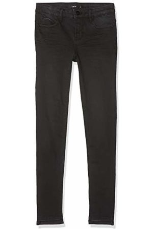 Name it Girl's Nlfpil Dnmtonjas 7241 Ancle Pant Noos Jeans, Denim
